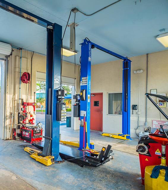 Automotive Repair Equipment | Super Suds Car Wash & Auto Repair - Bonita Springs, FL