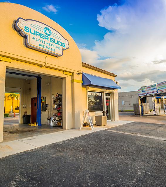 Automotive and Motorcycle Repair | Super Suds Car Wash & Auto Repair - Bonita Springs, FL